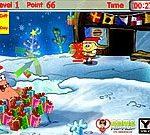 Sponge Bob đón giáng sinh