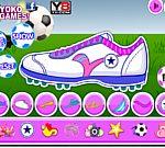 Thiết kế giày đá banh