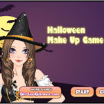 Trang điểm Halloween