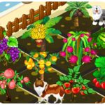 Game trang trí nông trại