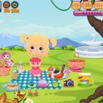 Trò chơi Baby nấu ăn