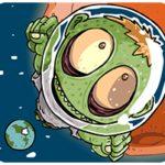 Zombie bay lên sao Hỏa