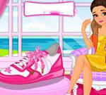 Nhà thiết kế giày thể thao của Ariana Grande