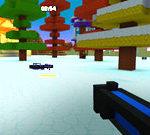 Làng Boom – Chiến trường Minecraft