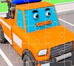 Xe tải hoạt hình trẻ em