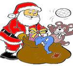 Trò chơi tô màu Giáng sinh