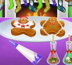 Nấu món ăn truyền thống Giáng sinh