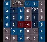 Sudoku sát thủ hàng ngày