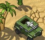 Chạy trên sa mạc