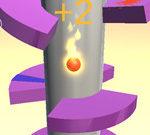 Helix Jump Spiral