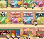 Triệu phú trung tâm mua sắm mini