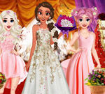 Công chúa Bollywood Wedding Planner