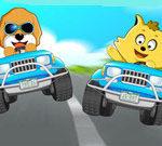 Cuộc đua chó con