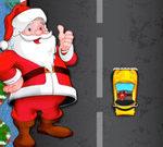 Ông già Noel siêu xe