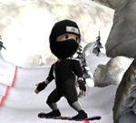 Ninja trượt tuyết