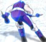 Trượt tuyết Slalom 3d