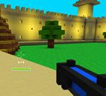 Bức tường – Chiến trường Minecraft