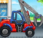 Nhà máy xe tải cho trẻ em