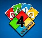 Uno 4 màu